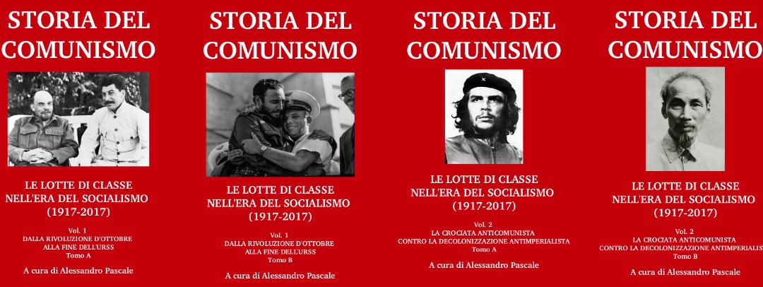 PER DIFFONDERE LA STORIA DEL COMUNISMO