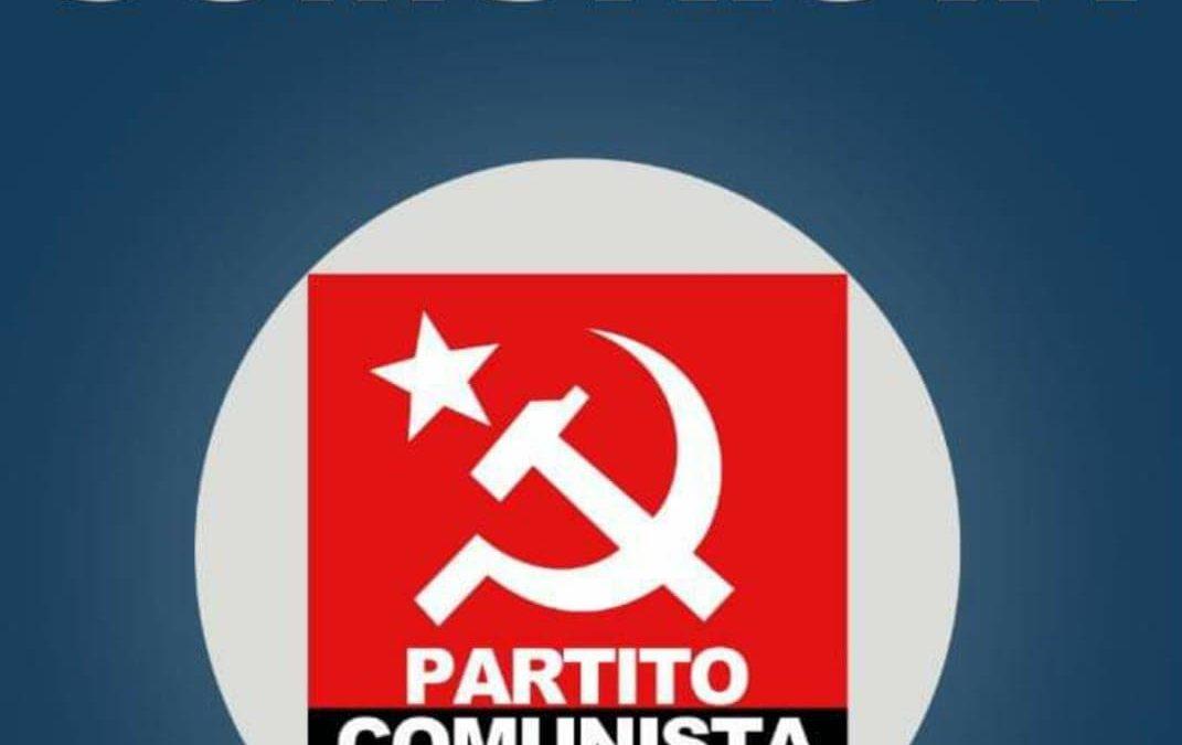 LA CAMPAGNA DEL PARTITO COMUNISTA PER MILANO 2021